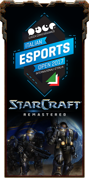 StarCraft: Remastered Italian eSports Open | ESL Play
