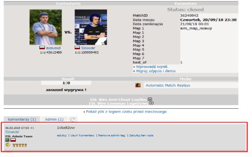 Przykłady profilu online zabójcy