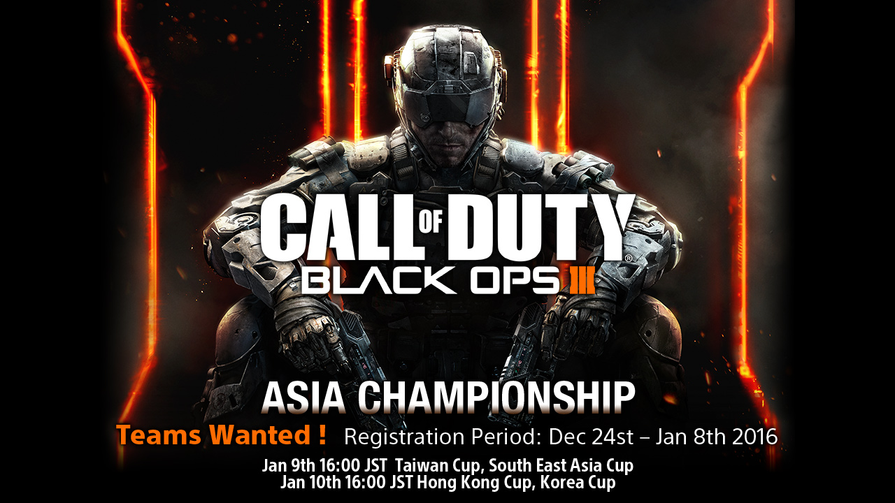 Call Of Duty Black Ops 3 Esl Play Registrasi Tournament  Fifa Indonesia Getting Started