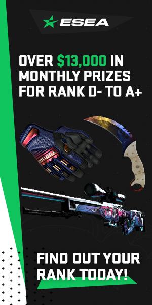 CS:GO Open Ladder 1on1 AIM Europe | ESL Play