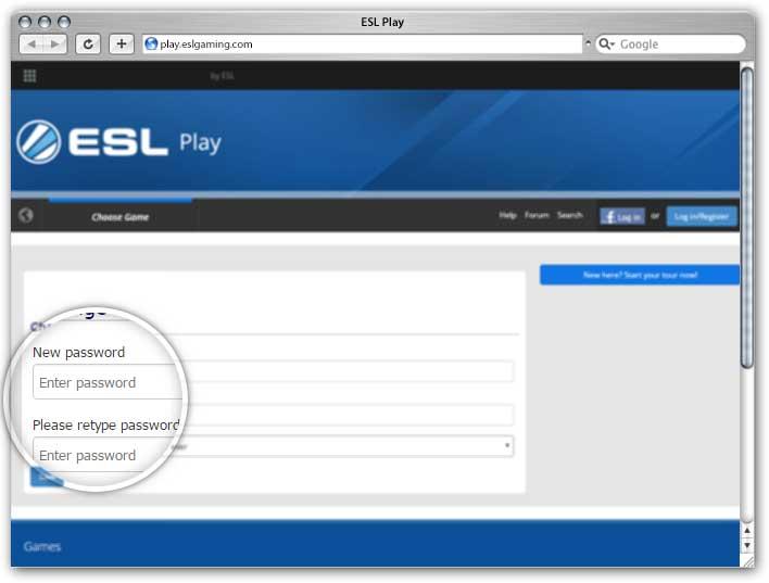 First Steps | ESL Play