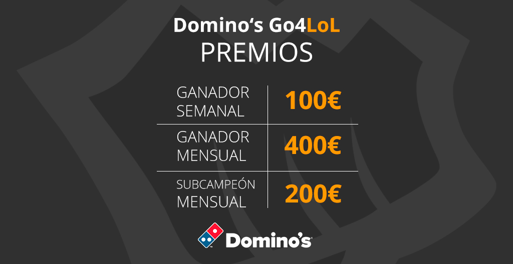 dominos pizza premios