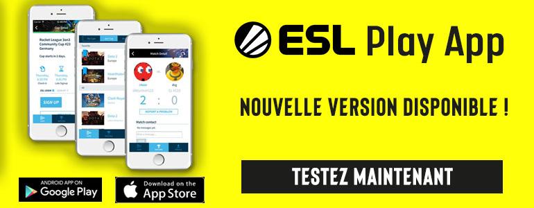 France | ESL Play