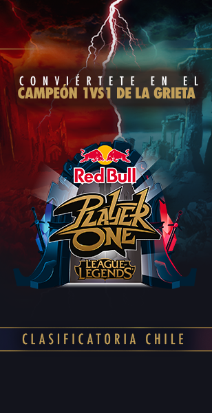 Support - Red Bull Player One 2019 LoL 1on1 Qualifier Chile