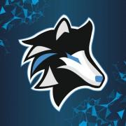 IceWolves Black's logo