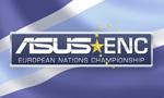 ASUS ENC in Antwerpen live auf ESL TV