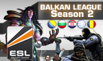 ESL Balkan League Season 2 - Overview
