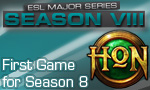 Season VIII: Heroes of Newerth is the first title!