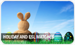 Easter and ESL Urban Terror