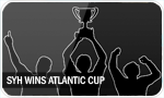 Smile Yn Hell are the Atlantic Cup Champions!