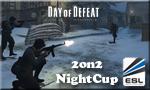 Doubleshot Nightcup #3 - Победители и интервью