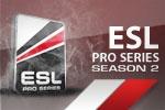Wszystkie wyniki finałów II Sezonu ESL Pro Series