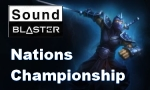 VoD for Sound Blaster Nations Cup Live