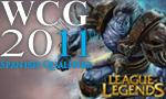 WCG 2011: Información streaming