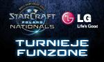 LG Electronic Poland ze strefą Fun Zone podczas StarCraft II World Championship Series Nationals Poland