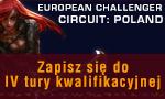 European Challenger Circuit: Polska #4 - zapisy