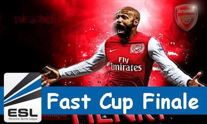Результаты Fast Cup Finale