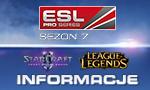 Przedstawienie finalistów EPS w StarCraft II