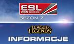 VOD EPS League of Legends - wszystkie mecze