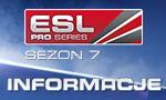 Skrót wideo z finałów ESL Pro Series VII