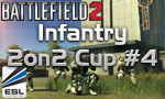 Battlefield 2 Infantry 2on2 Cup #4 *UAPDATE*