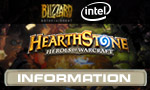 Hearthstone debuts at Intel Extreme Masters