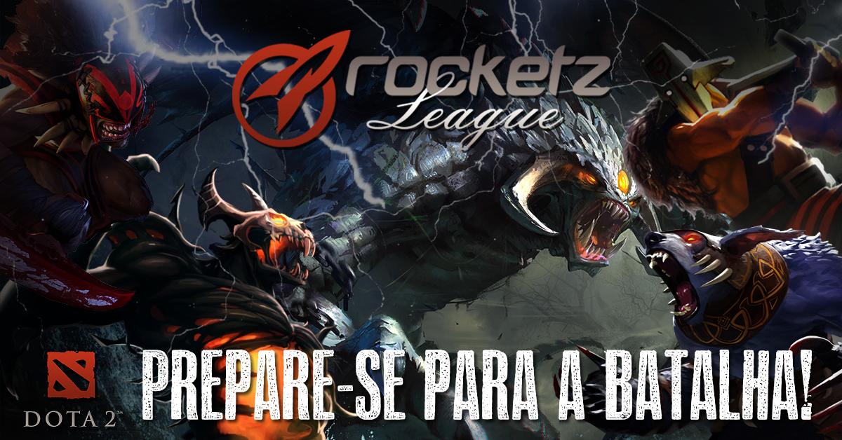 Qualificatória Rocketz League - Inscrições