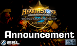 WoW, Hearthstone players compete at ESL's Hammerstein America Finals for spots Blizzcon