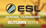 Crossfire Autumn Cup 2014 - Winners