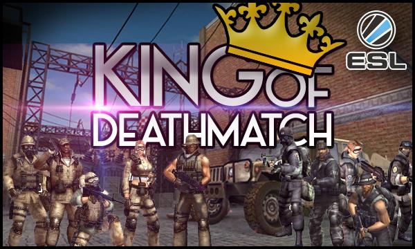WarRock : King Of DeathMatch Podio