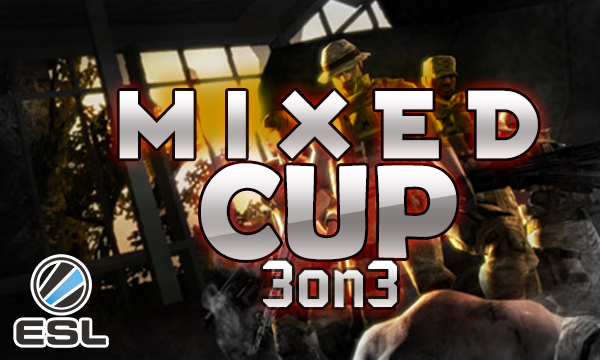 WarRock : Mixed Cup 3on3 Podio