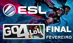 IMP eSports vence a Go4LoL Mensal de Fevereiro.