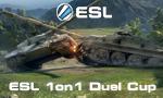 WoT 1on1 ESL Duel Cup #190 Танки 8-го уровня - Регистрация.
