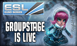 ESL Euro Series -  Grupele sunt Live!