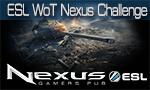 Gamex TV, Overheat.ro si WASD.ro vin la ESL WoT Nexus Challenge