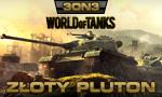 Zachęcamy do gry w WoT 3on3 Złoty Pluton #145