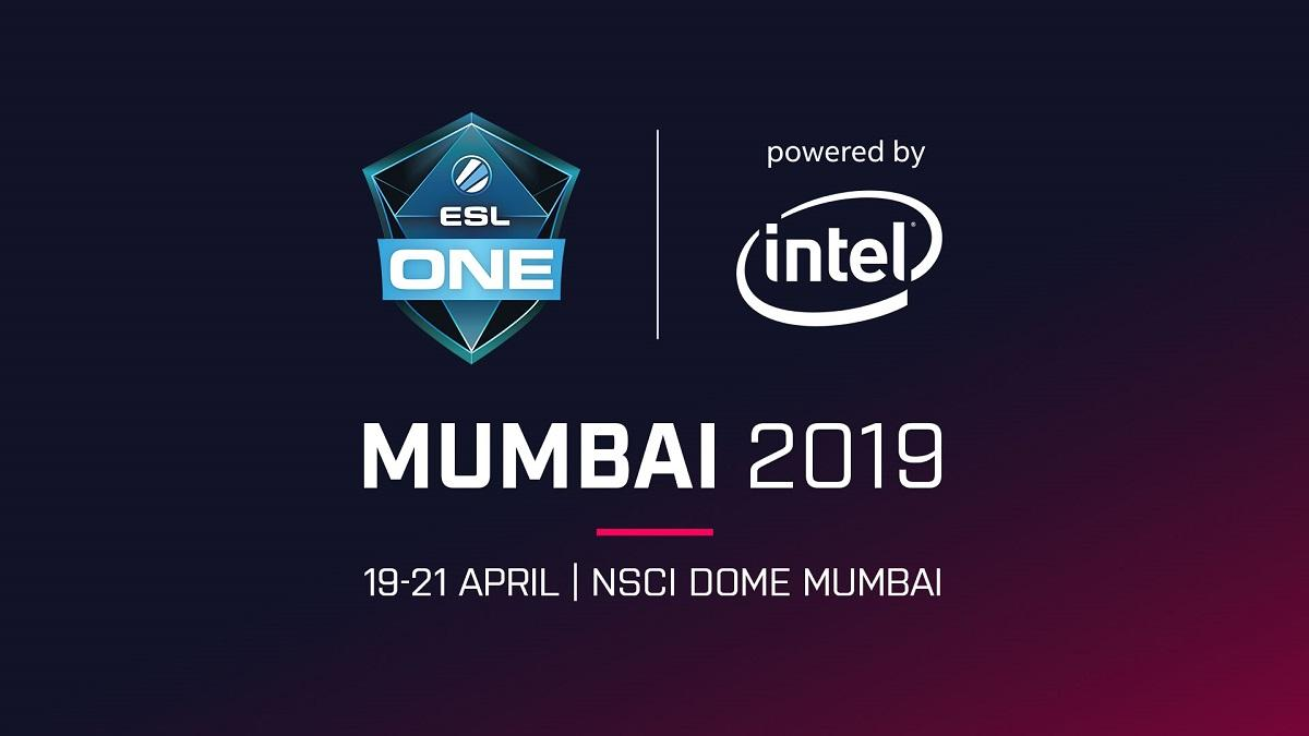 Qualifiers for ESL One Mumbai