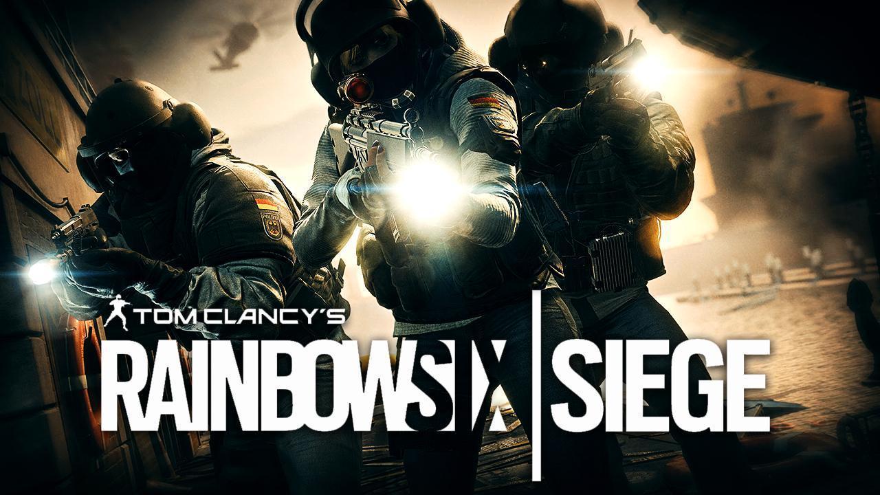 Rainbow Six: Siege (PS4) Go4 Italy Cup #106