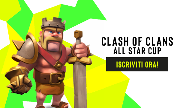 Clash of Clans 5on5 All Star Cup #3 Italy