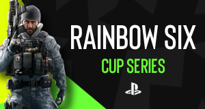 R6:Siege (PS4) Cup Series Italy Finale Aprile 2021